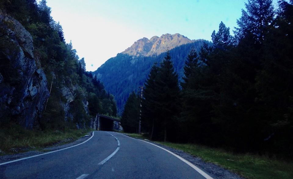 Transfagarasan Mountain Pass
