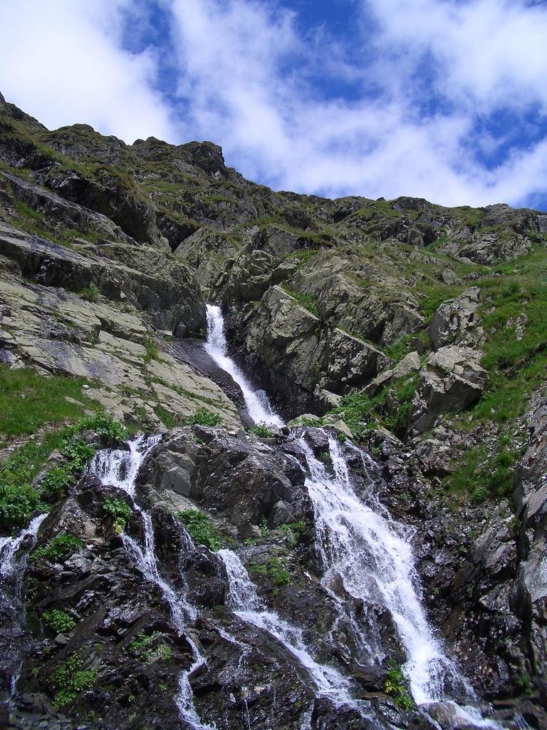 Vodopád Balea, Rumunsko