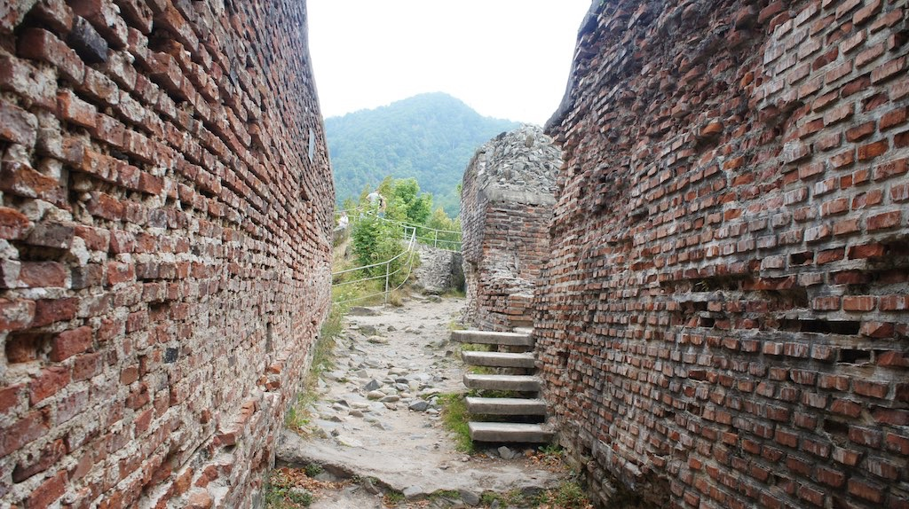 Poenari Fortess, Romania